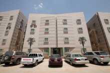تجهيز المقر الجديد لمركز المعلومات الإحصائية  في (الإسكان)